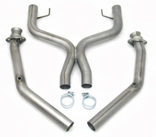 Performance Exhaust - Hi Flow Mid-Pipes
