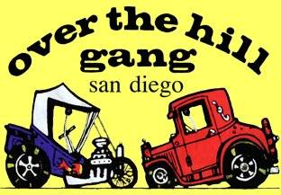 Over The Hill Gang - The Streak 43