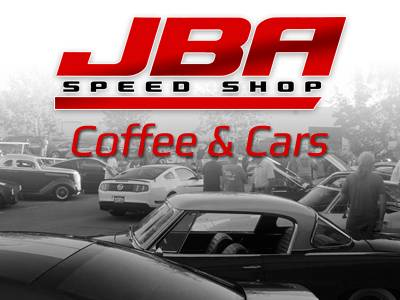 Coffee and Cars on the Mesa