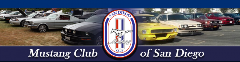 Mustangs By the Bay 2016