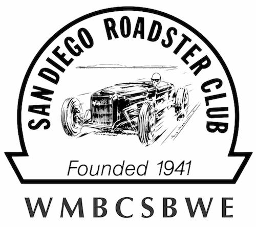 San Diego Roadster Club Meeting