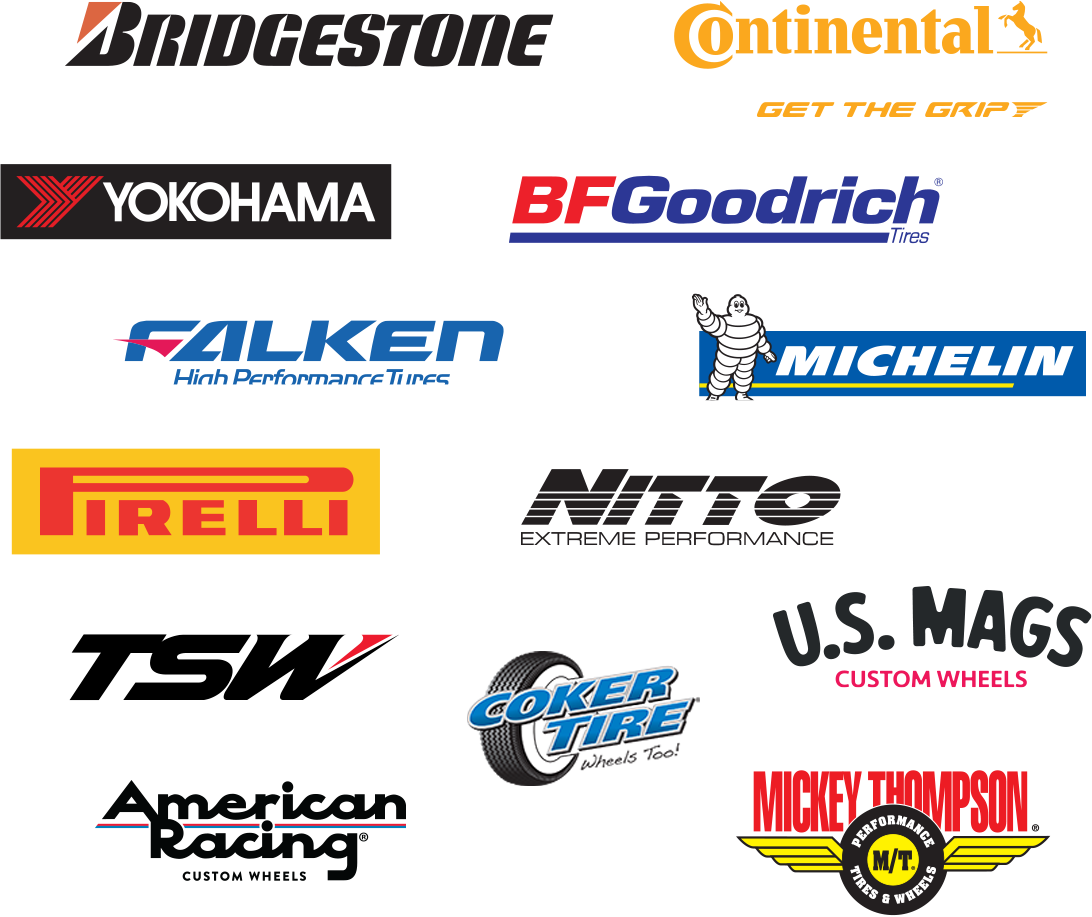 Meltdown Tire Brands