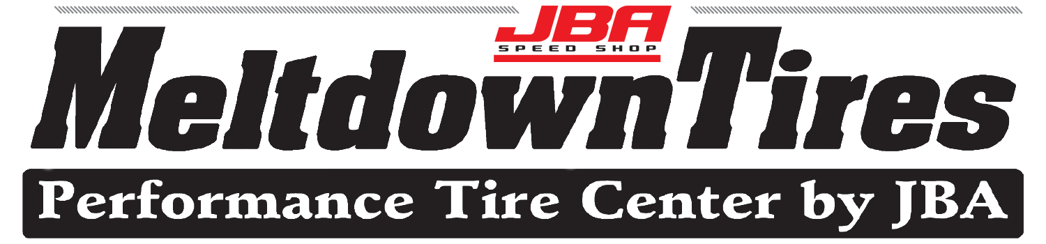 Meltdown Tires by JBA
