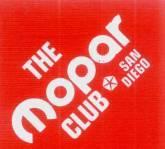 Mopar Club Meeting