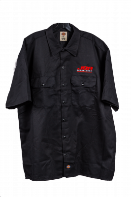 JBA Dickies Work Shirt - Embroidered