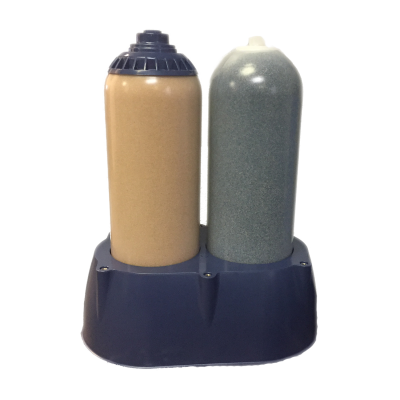 Double Chuck Filter Cartridge Set - Exhange