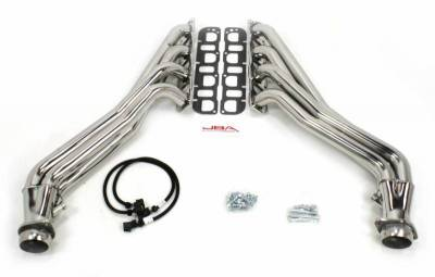 JBA Exhaust - 05-11 Jeep SRT-8 6.1/6.4L 304SS