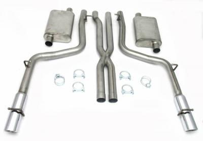 JBA Exhaust - 05-10 Dodge Charg/Mag/300C