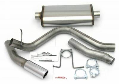 JBA Exhaust - 98-03 F-150 All 4.2/4.6/5.4L