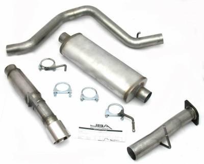JBA Exhaust - 06-09 Trailblazer SS