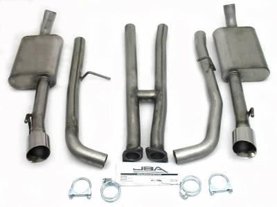 JBA Exhaust - 05-06 GTO Dual Exhaust
