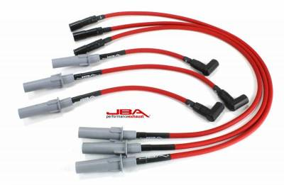 JBA Exhaust - 2007-2011 Jeep 3.8L Ignition Wires ? High Temp