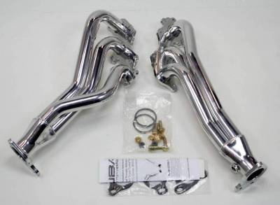 JBA Exhaust - 03-12 4Runner,05-12 Tacoma,07-12 FJ Cruiser 4.0L w/o Air Inj SIlver Ceramic