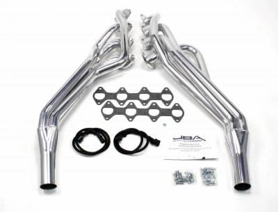 JBA Exhaust - 05-10 Mustang GT Sil Cer
