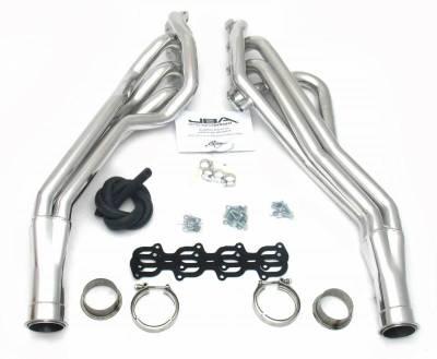 JBA Exhaust - 07-14 GT500 5.4/5.8L Sil Cer