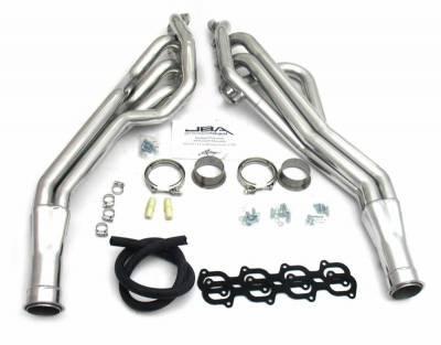 JBA Exhaust - 07-14 GT500 5.4/5.8L Ti Cer