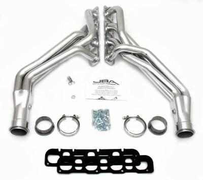 JBA Exhaust - 08-18 Chllngr 5.7/6.1/6.2/6.4L 05-18 Chrgr/300C/Mgnm 5.7/6.1/6.2/6.4L sil cer