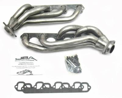 JBA Exhaust - 65-73 Mustang 289/302 w/GT40 P Head