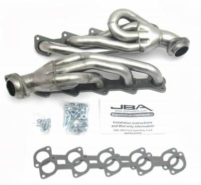 JBA Exhaust - 99-04 Ford Truck/Excur V-10