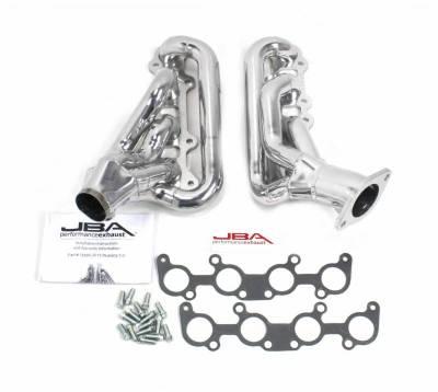 JBA Exhaust - 2015-19 Mustang 5.0L Sil Cer