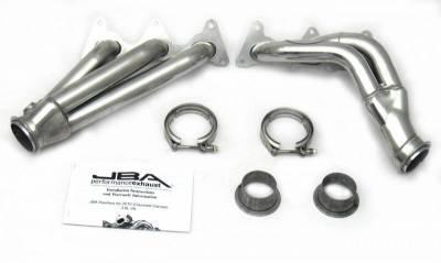 JBA Exhaust - 2010-11 Camaro V6 Sil Cer