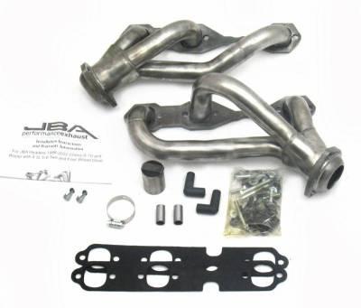 JBA Exhaust - 88-95/02-03 Blazer 4.3L 4wd
