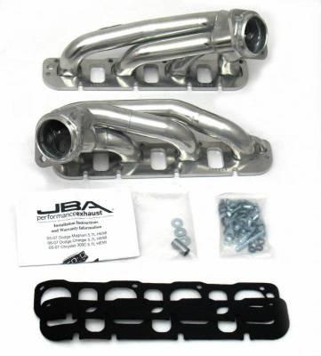JBA Exhaust - 09-18 Chllngr/Chrgr/300C 5.7L Sil Cer