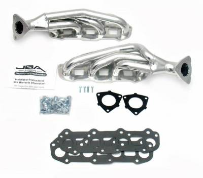 JBA Exhaust - 05-07 Toyota 4.7L Sil Cer