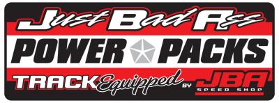 JBA Power Packs - JBA Power Pack 3 for Dodge Hemi