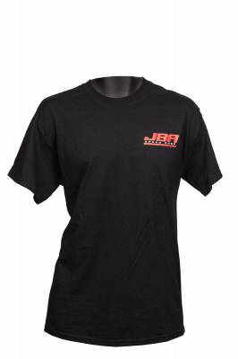 JBA T-SHIRT BLACK - Front