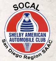 5th Annual SHELBY/FORD/AMC Car Show
