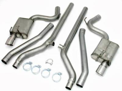 Chrysler Dodge Jeep Ram - Performance Exhaust - Exhaust Systems