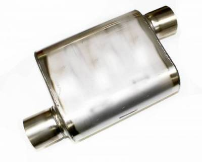 General Motors - Performance Exhaust - JBA Mufflers