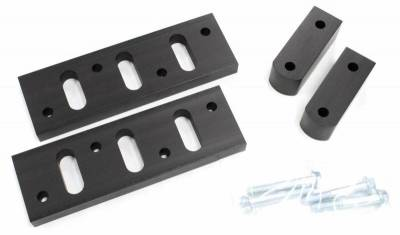 Performance Exhaust - Accessories - JBA Exhaust - 2010-15 Camaro Convertible Exhaust Spacers