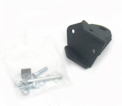 Performance Exhaust - Accessories - JBA Exhaust - Power Steering Pump Ram Bracket BLK