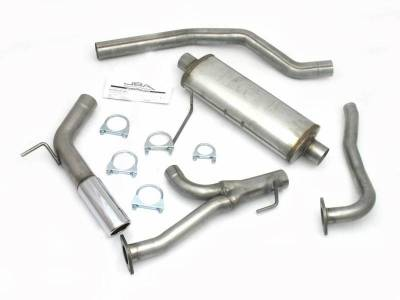 Exhaust Systems - Truck & SUV - JBA Exhaust - 04-15 Nissan Armada 5.6L