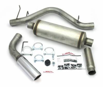 Exhaust Systems - Truck & SUV - JBA Exhaust - 98-01 Ram 3.9/5.2/5.9L 2/4wd