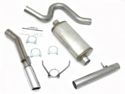 Exhaust Systems - Truck & SUV - JBA Exhaust - 04-06 Durango 5.7L 2wd