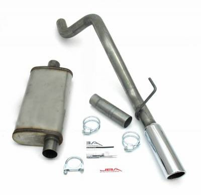 Exhaust Systems - Truck & SUV - JBA Exhaust - 99-01 Grd Cherokee 4.7L 2/4wd