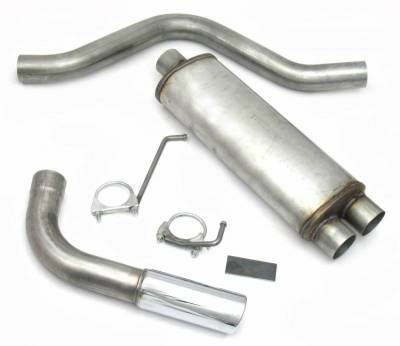 Exhaust Systems - Truck & SUV - JBA Exhaust - 00-06 Avalan/Suburb 3/4 Ton 6.0/8.1L