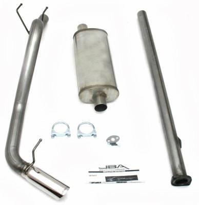 Exhaust Systems - Truck & SUV - JBA Exhaust - 95-99 Tac 4X4 Prerunner EC/SB