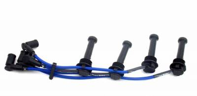 Performance Exhaust - Ignition Wires - JBA Exhaust - 00-03 Focus 2.0L Zetec Blue