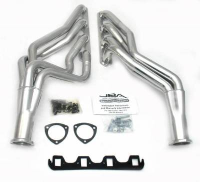 Long Tube - Automotive - JBA Exhaust - 65-70 Mustang 302 T-5 Sil Cer