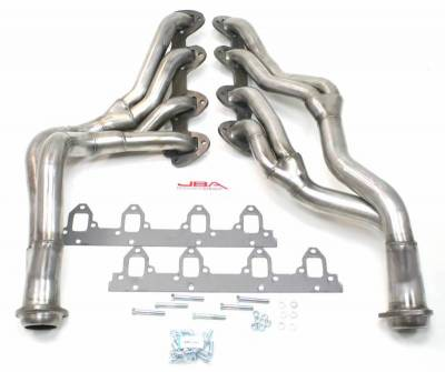 Long Tube - Automotive - JBA Exhaust - 67-70 Mustang 390/427/428CJ