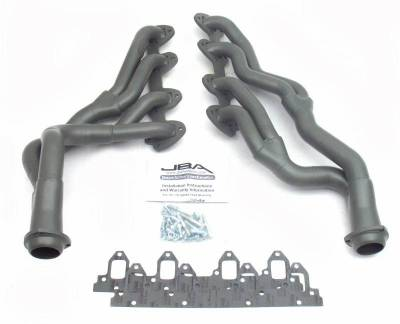 Long Tube - Automotive - JBA Exhaust - 67-70 Mustang 390/427/428CJ Ti Cer