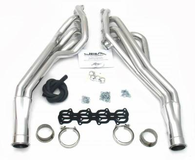 Long Tube - Automotive - JBA Exhaust - 07-14 GT500 5.4/5.8L Sil Cer
