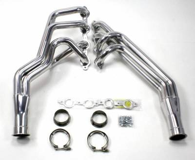Long Tube - Automotive - JBA Exhaust - 2004-06 Pontiac GTO Sil Cer