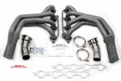Long Tube - Automotive - JBA Exhaust - 97-00 Corvette Ti Cer