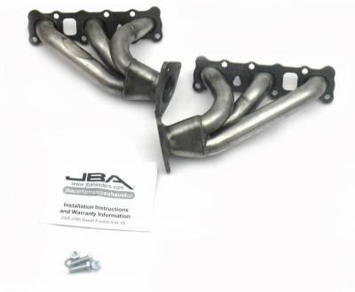 Cat4Ward Shorty - Truck & SUV - JBA Exhaust - 05-18 Nissan 4.0L