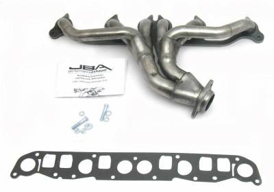 Cat4Ward Shorty - Truck & SUV - JBA Exhaust - 91-99 Jeep Wrangler/Cherokee 4.0L